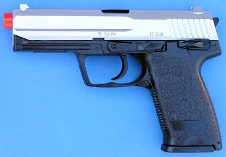 UHC Classic Two-Tone Airsoft Handgun