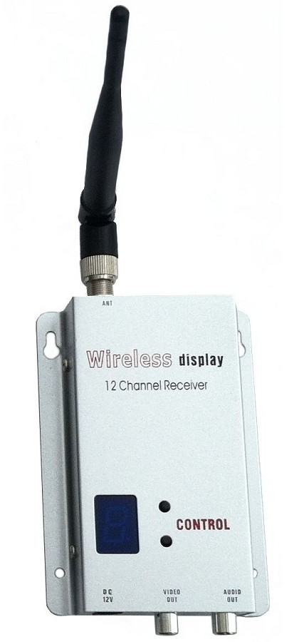 1.2 GHz Multi-Channel Receiver