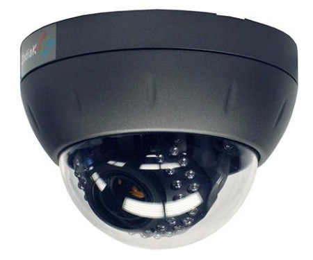 Day/Night Varifocal IR Dome Camera
