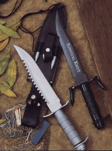 G217 Deluxe Survival Knife
