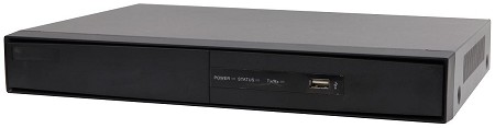 8 Channel HD-TVI Hybrid Security DVR